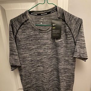 Nike Grey Dry-Fit Shirt - Size Small